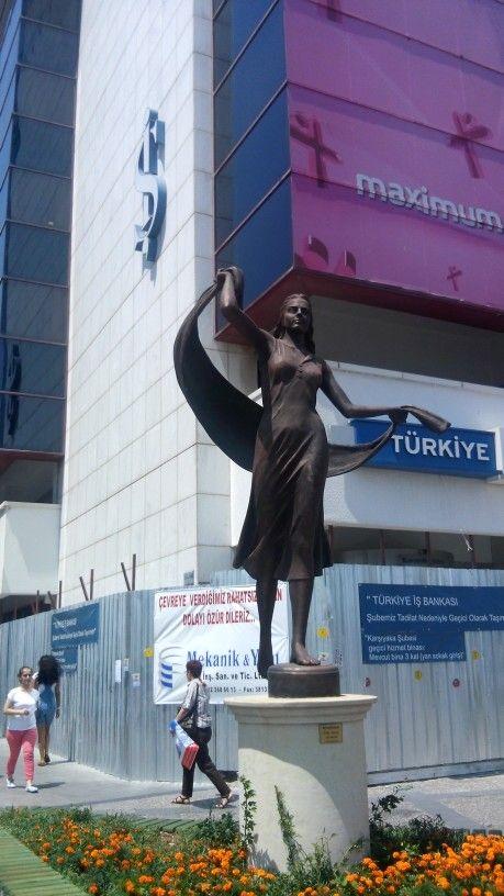 ~ En güzel amazon kadını      Karşıyaka~İZMİR melisababy.blogspot.com