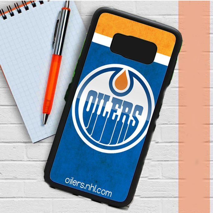 Oilers Symbol Samsung Galaxy S8 Plus Case Casefreed