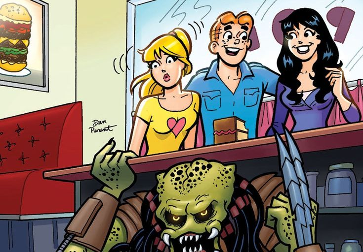 I Can't Sleep Knowing They Are Making an Archie Vs. Predator Comic Book http://www.visiontimes.com/2015/04/10/i-cant-sleep-knowing-they-are-making-an-archie-vs-predator-comic-book.html