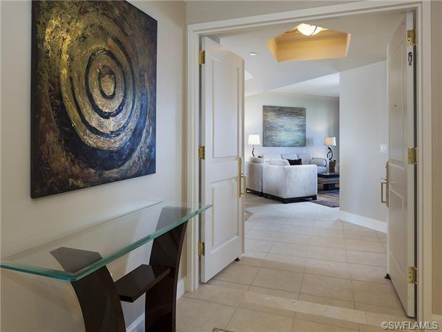Foyer Area Traduzione : Contemporary condo foyer entry elevator lobby naples