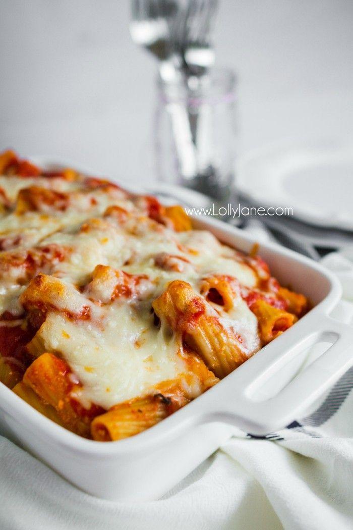 100+ Rigatoni Recipes on Pinterest | Chicken mushroom ...