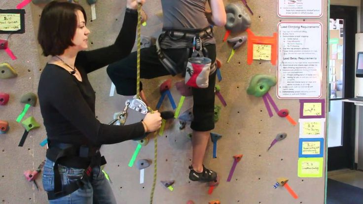 How to Top Rope Belay