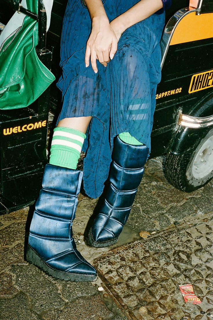 For Mumbai, Forever | Jeffrey Campbell Lookbook - Head2Heels | Fashion - Style…