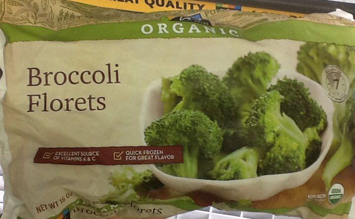365 Organic Broccoli Florets
