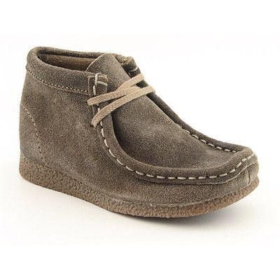 clarks wallabee toddler boots