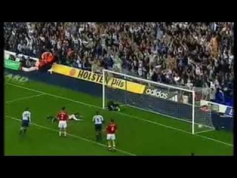Spurs v Manchester United 2001 classic 3-5