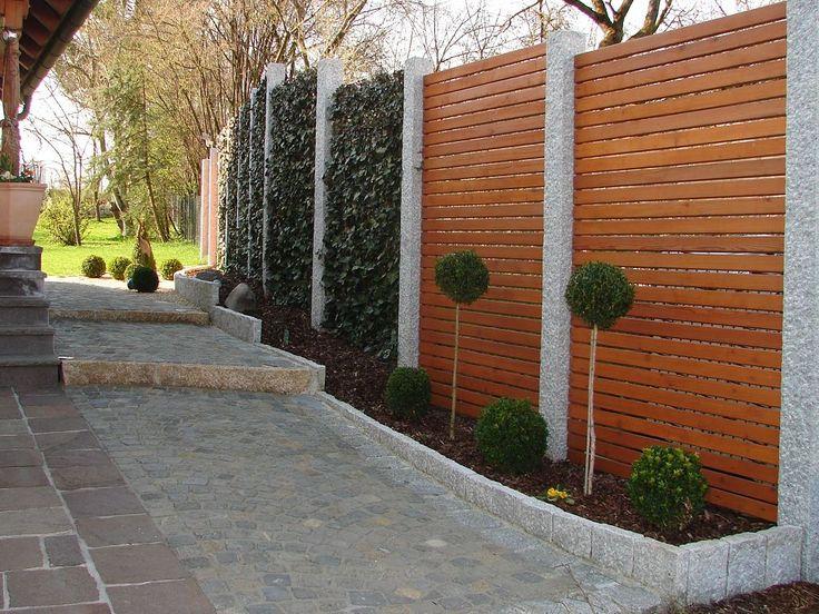 Gartengestaltung Sichtschutz Stahl. 42 best sichtschutz