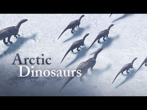 ARCTIC DINOSAURS - NOVA - Discovery/Animals/Nature (documentary)
