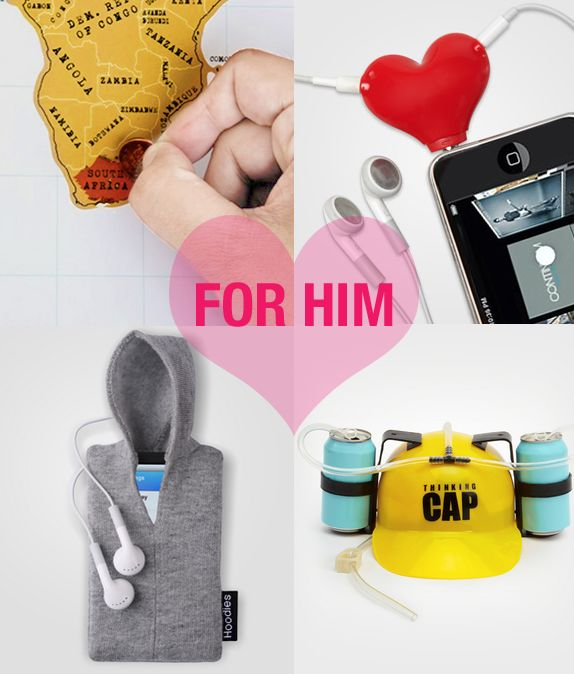 20 funny Valentines Day gifts for him