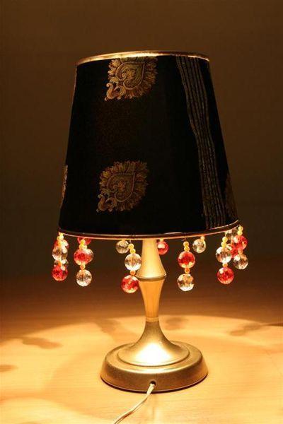 Переделка лампы своими руками (фото, мастер-класс)