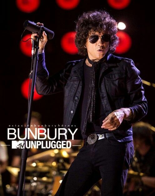 Bunbury MTV Unplugged 2015