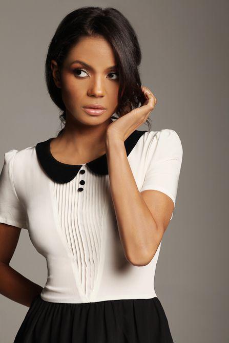 I love this look.    Jennifer Freeman