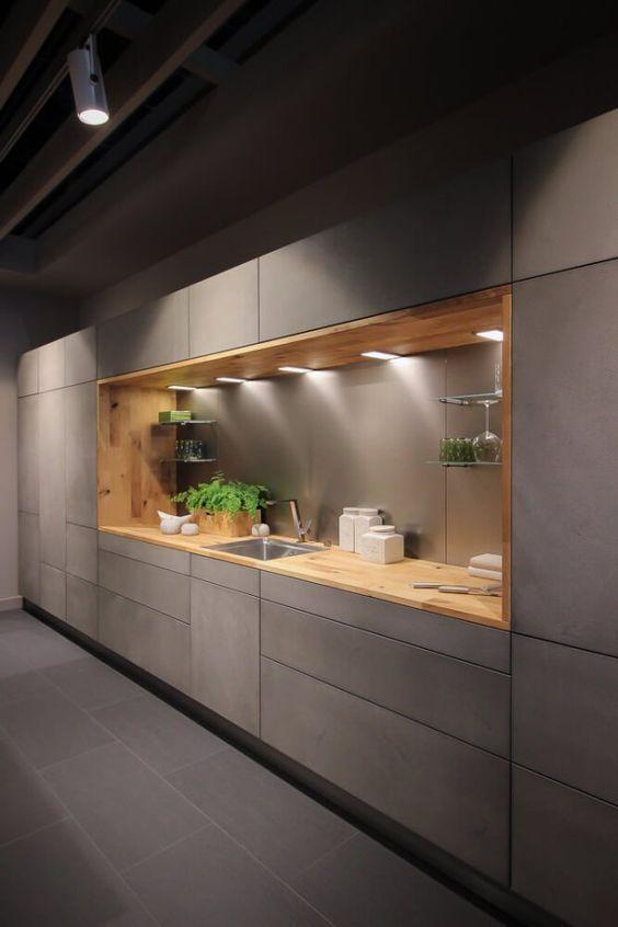 26 best HDB images on Pinterest Kitchen ideas, Kitchen modern - küchenzeile u form