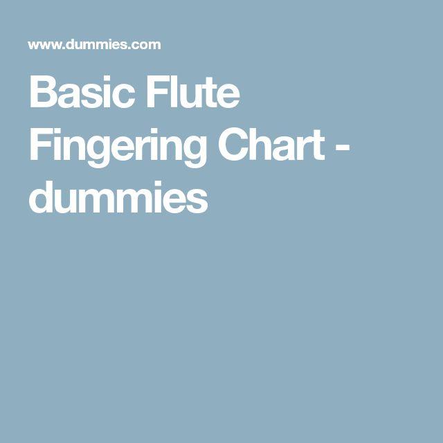 Best  Flute Fingering Chart Ideas On   Piano Songs