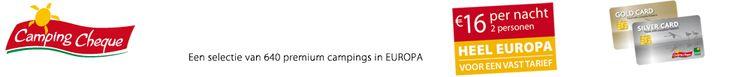 Camping cheque camping Kopenhagen