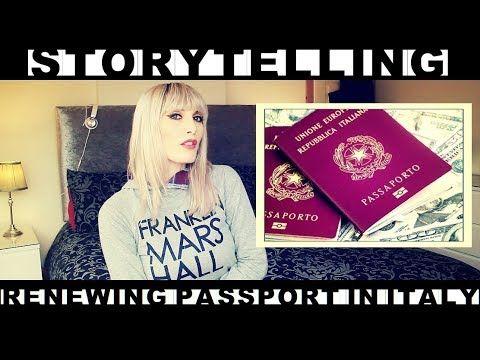 MichelaIsMyName: Storytelling:  Renewing Passport in Italy | MICHEL...