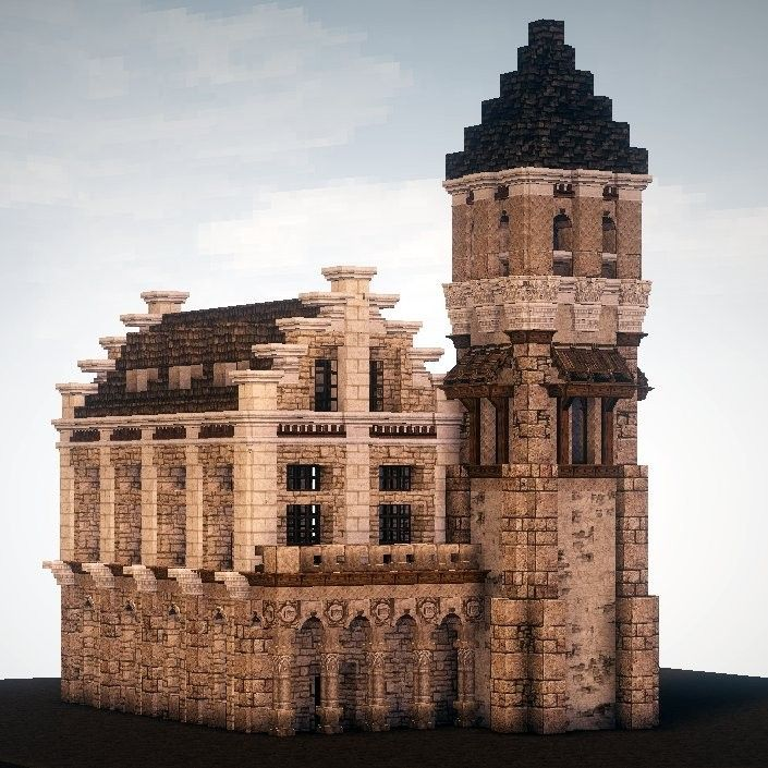 medieval minecraft castle blueprints