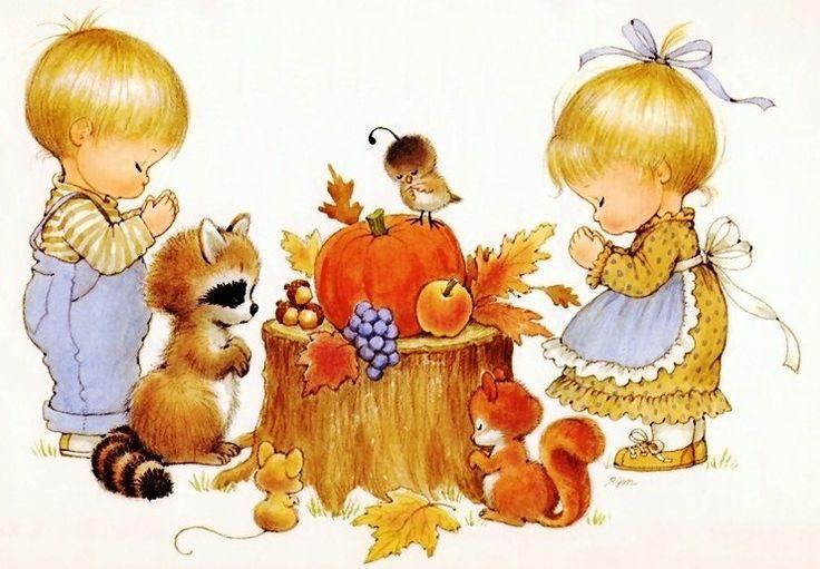 Free Animated Fall Desktop Wallpaper Printable Thanksgiving Ruth Morehead Halloween