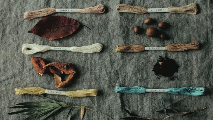 Pigmento - Natural Dyes project video thumbnail