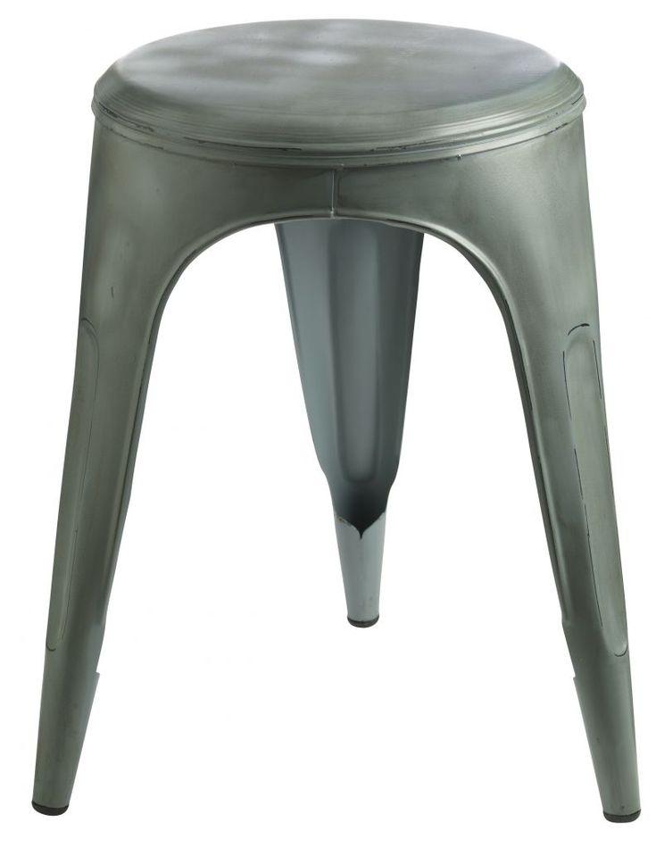 Stolička Antique grey