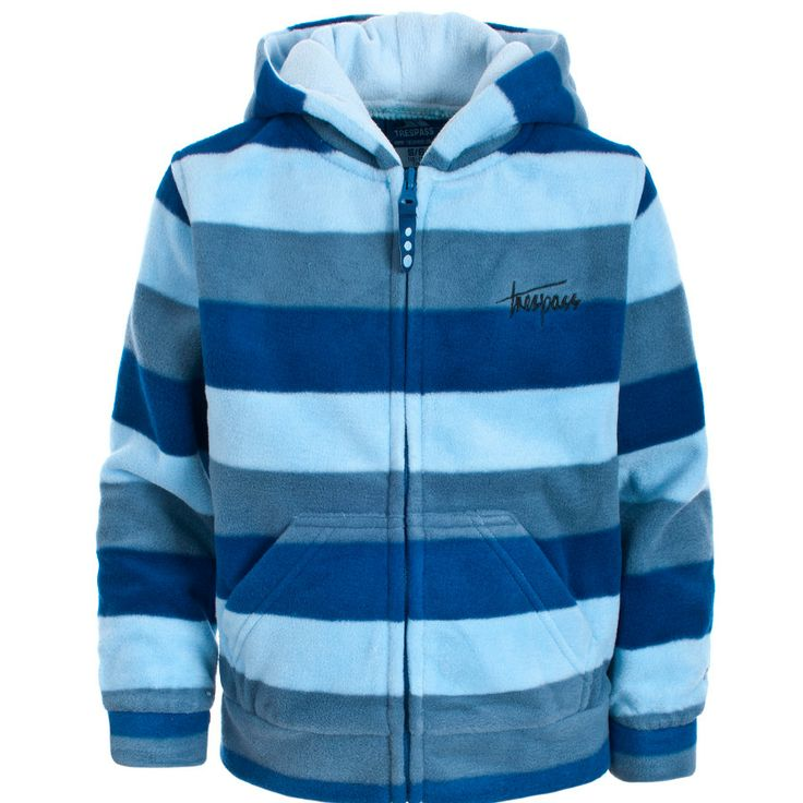 New In - Boys Tresapss Fleece only £14.99