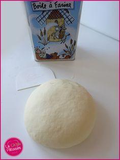 Pâte magique ou pâte 10 minutes - La Ch'tite Pâtissière