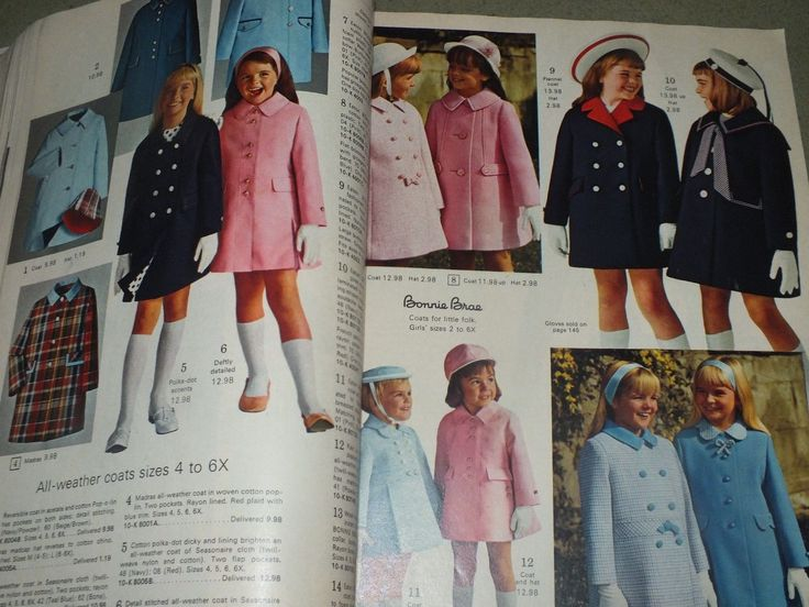 Eaton's Canada 1966 Catalogue Summer Spring Catalog Department Store Retail 3