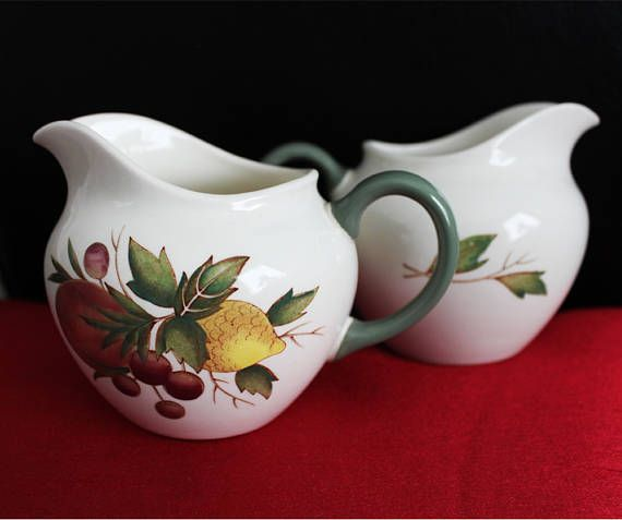 Vintage Wedgwood Covent Garden Etruria & Barlaston China 2