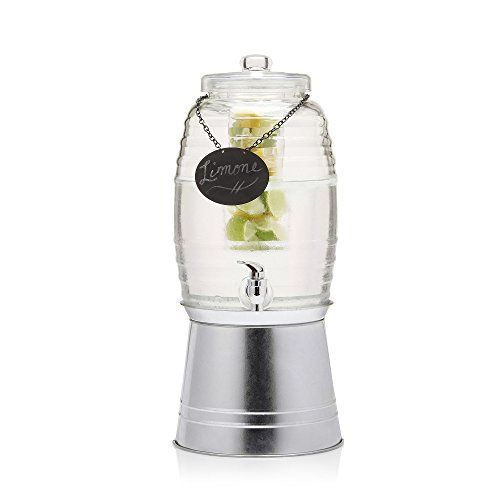Sedona Rustic Beverage Dispenser With Chalkboard >>> Click image to review more details.