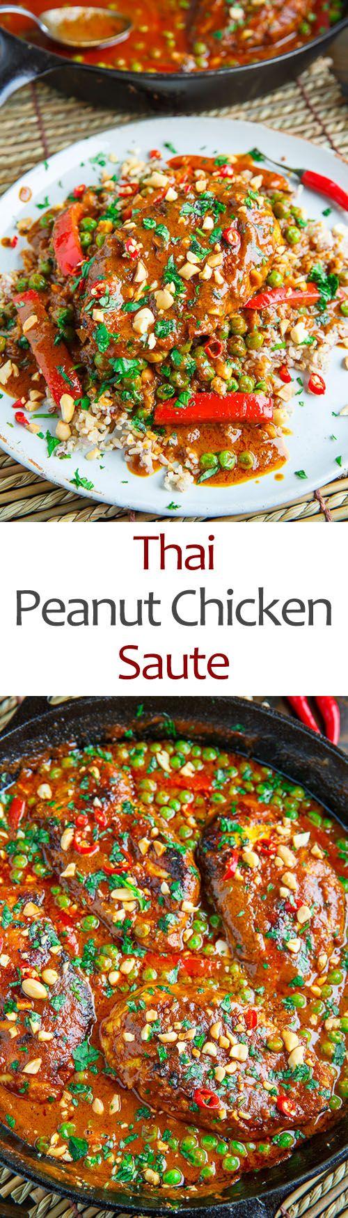 ... Thai food. on Pinterest | Thai chicken, Thai shrimp curry and Thai
