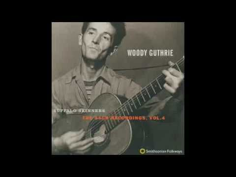 """This video features Woody Guthrie's """"Red River Valley"""" from the 1999 album """"Buffalo Skinners: The Asch Recordings, Vol. 4"""" on Smithsonian Folkways."""