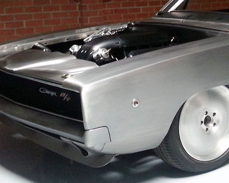 K&N 2014 SEMA Show Booth Will Feature 2,000 HP 1968 Dodge Charger