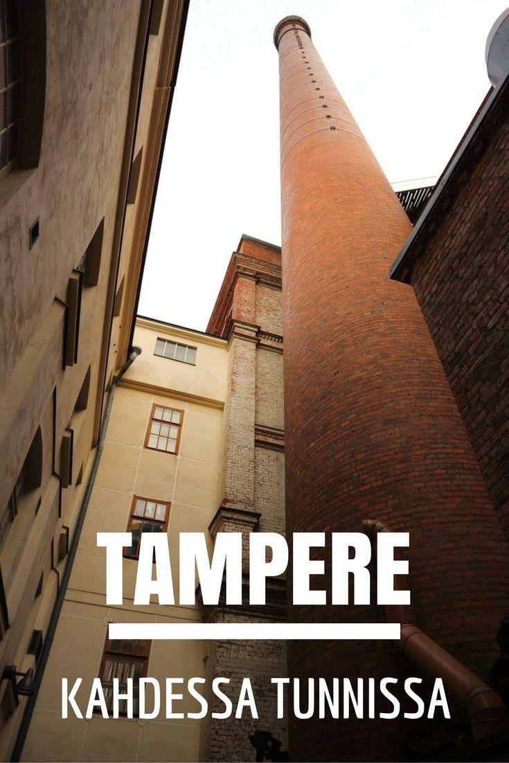 Mitä tehdä Tampereella? Tampere, Suomi, matkavinkit, matkablogi, Finlayson. Matkablogi Suunnaton.