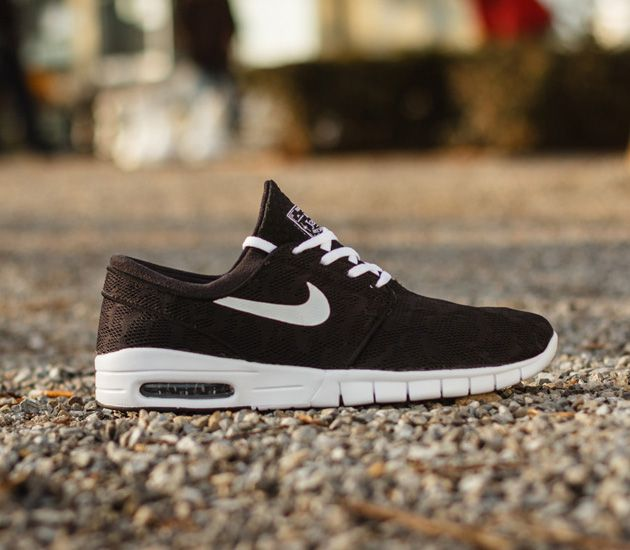 Nike Janoski Max Black Cheap