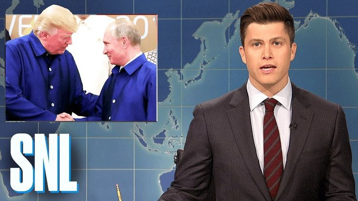 Weekend Update on Donald Trump's Asia Trip - SNL - YouTube
