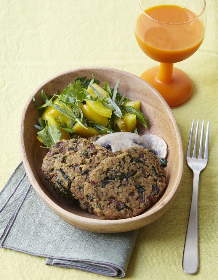 Recette Croq'amarante-millet : 1. Mettez le millet et l'amarante dans une casserole, avec un peu de sel. Couvrez d'eau ou de bouillon et portez à ébulli...