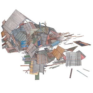 NIgel Peake: Nigel Beautiful, Architecture Drawings, Books In, Illustration, Meditation Drawings, Of Nigel Peaks In, Architecture Press In, Shops Carts, Collection Nigel