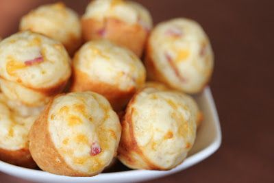 Bacon pizza puffs | Kirbie's Cravings | A San Diego food & travel blog