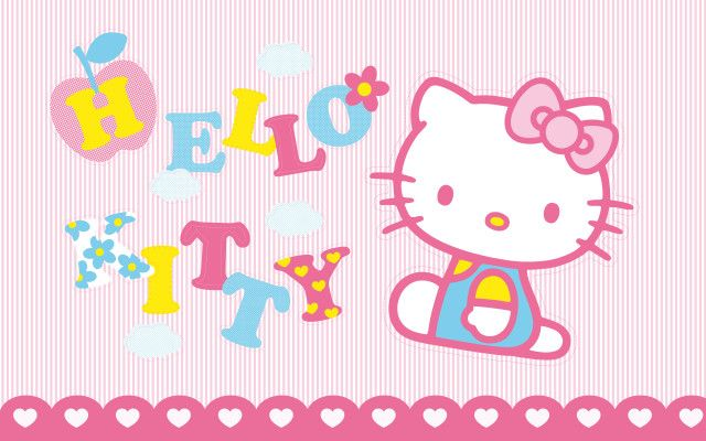 Hello Kitty Wallpaper Full High Resolution