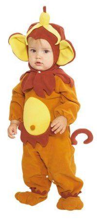disfraz mono para niñas - Buscar con Google