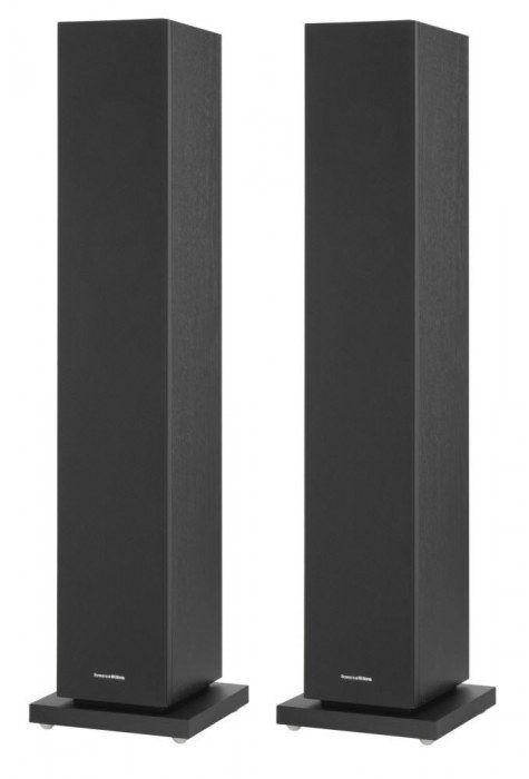 Bowers and Wilkins 684 S2 Speakers With Grilles
