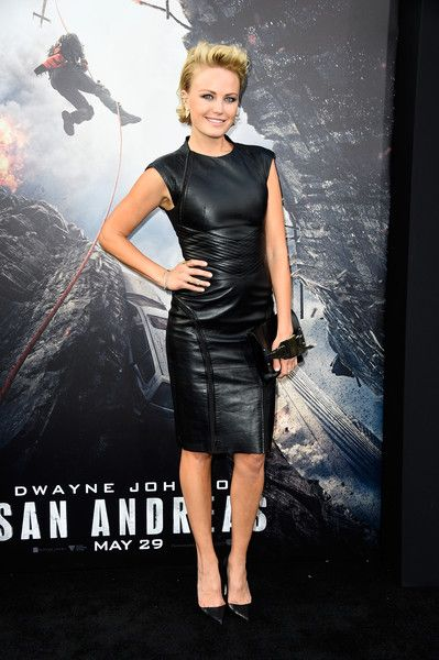 Malin Akerman Photos: Premiere Of Warner Bros.' 'San Andreas' - Arrivals