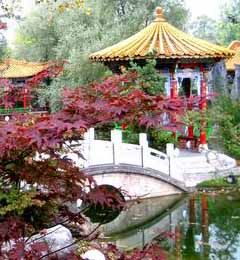 CHINESE GARDENS.I Want To Go See This Place One Day. Please Check Out