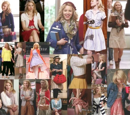 Quinn Fabray Style