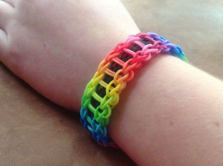 Rainbow Loom Crazy All Around Ombr 233 Rainbow For Sale