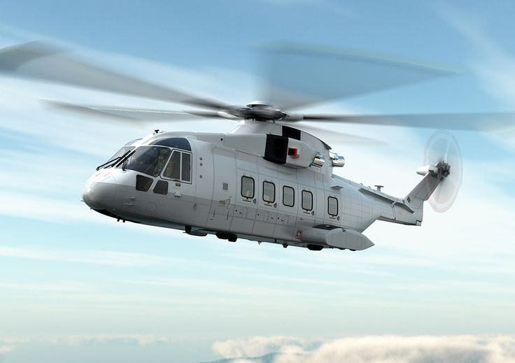AW101 VVIP: the superior helicopter