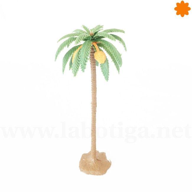 Miniatura de una palmera de pl stico individual para el - Palmeras de plastico ...
