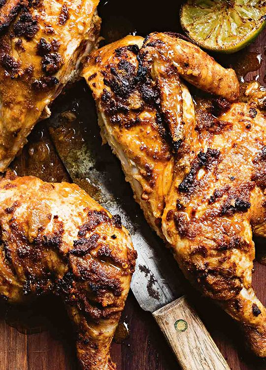 How to make the perfect Butterflied Chicken