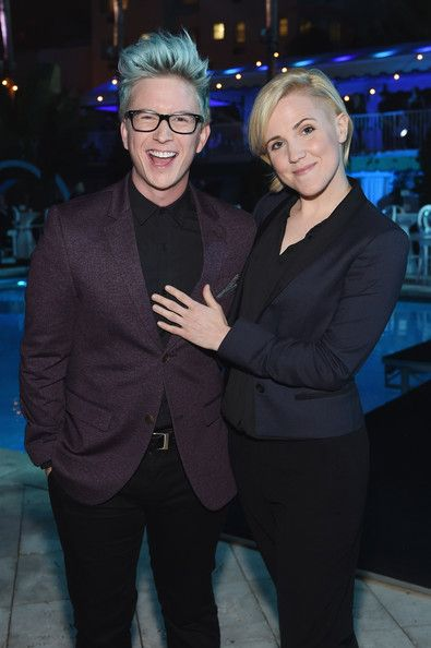 Hannah Hart Pictures - Logo TV's 2014 NewNowNext Awards - Inside ...