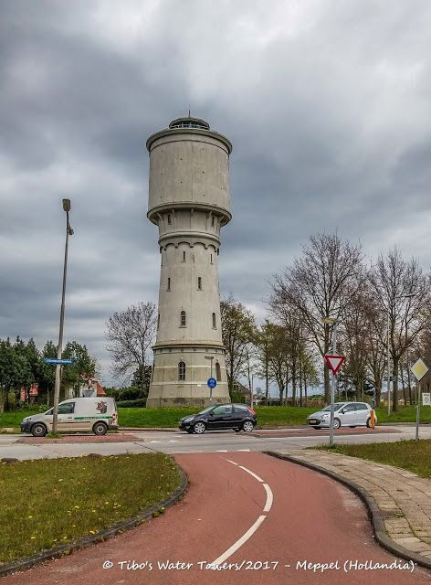 Tibo's Water Towers: Meppel (Hollandia)